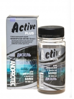 Присадка Nanoprotec Active Plus, дизель